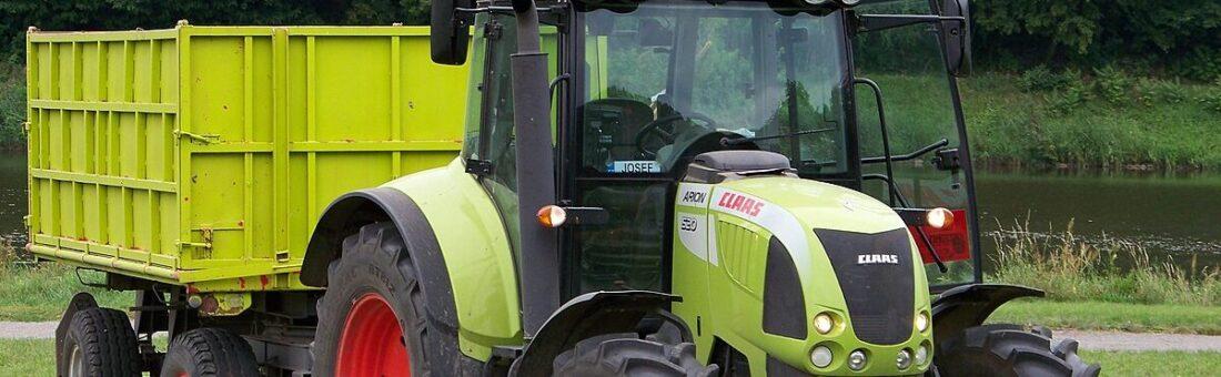 Права на управление трактором