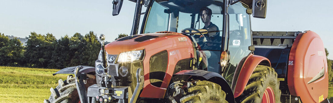 Обучение на тракториста