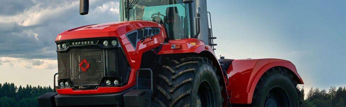 Сдача на права на трактор